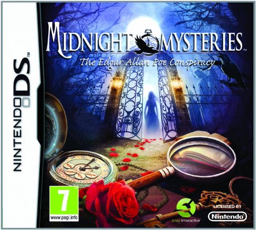 Midnight Mysteries - The Edgar Allen Poe Conspiracy (Nintendo DS)