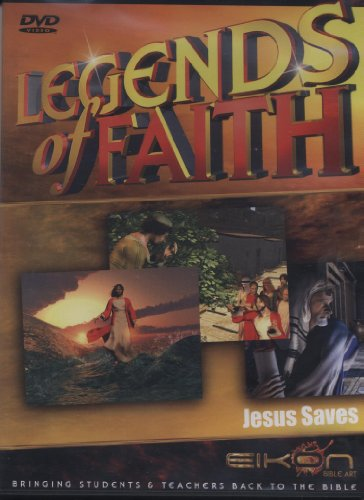 JESUS-SAVES-STORY-IMAGES-DVD-CD-BYVG-FREE-Shipping