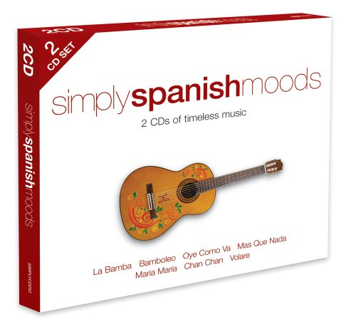 Various - Simply Spanish Moods By Various