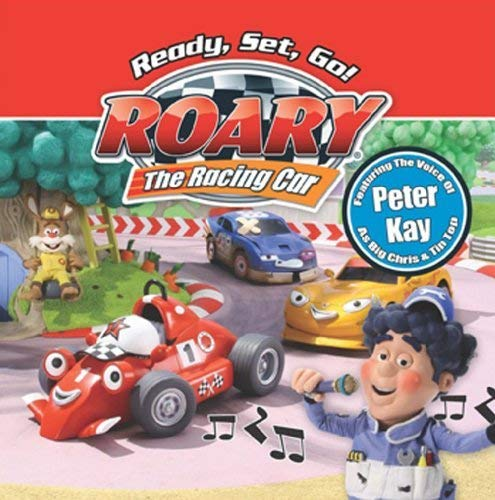 Roary The Racing Car - Ready Set Go By Roary The Racing Car
