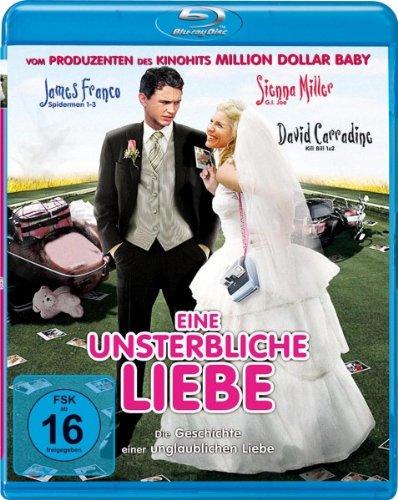 Eine Unsterbliche Liebe (Blu-Ray) (Import) Sienna Miller; James F...