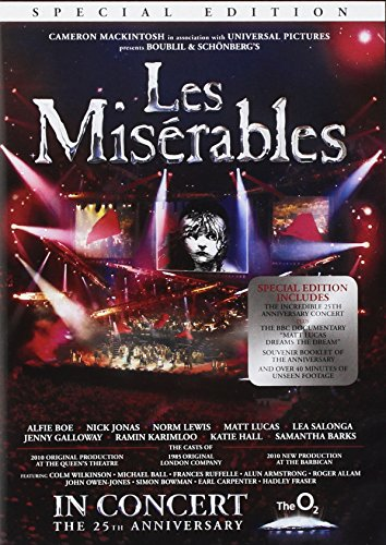 Les Misérables: In Concert - 25th Anniversary Show
