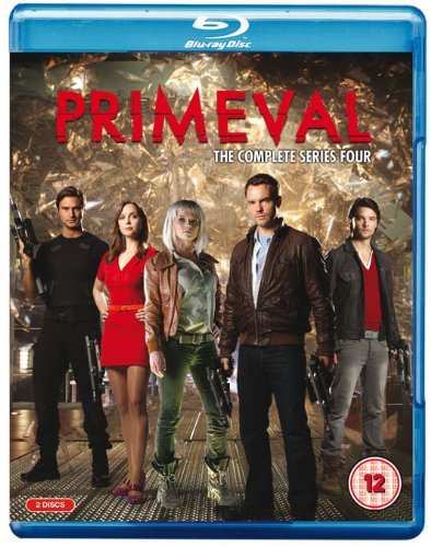 Primeval-Series-4-Blu-ray-Region-Free-CD-ZCVG-FREE-Shipping