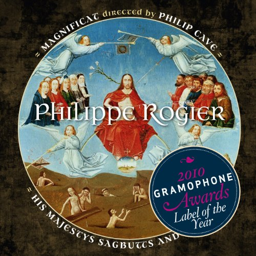 Philip Cave - Philippe Rogier - Polychoral Works (Hybrid - Plays on All CD Players) By Philip Cave