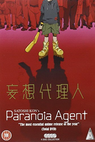 Paranoia Agent Collection - Reissue