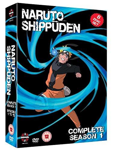Naruto Shippuden - Series 1