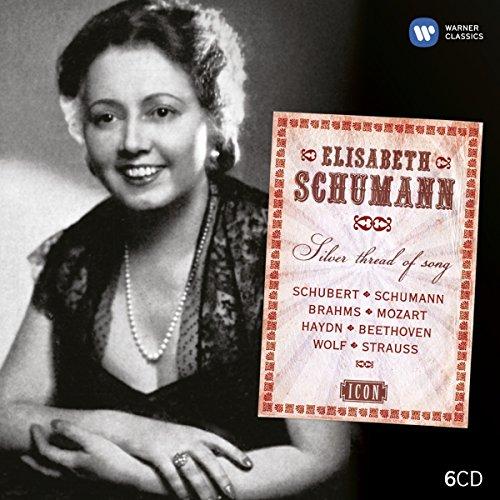 Elizabeth Schumann - The Silver Thread of Song By Elizabeth Schumann