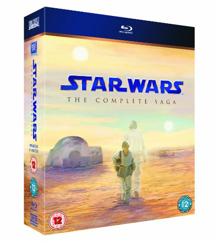 Star Wars: The Complete Saga (Episodes I-VI) Ltd. Edition Film Cell