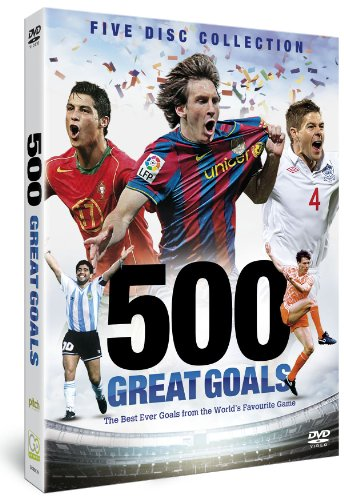 The 500 Great Goals Collection