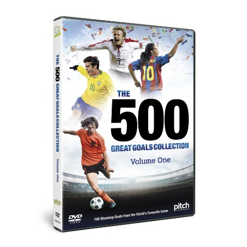 The 500 Great Goals Collection: Volume One