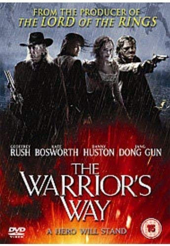 The-Warrior-039-s-Way-DVD-CD-X2VG-FREE-Shipping