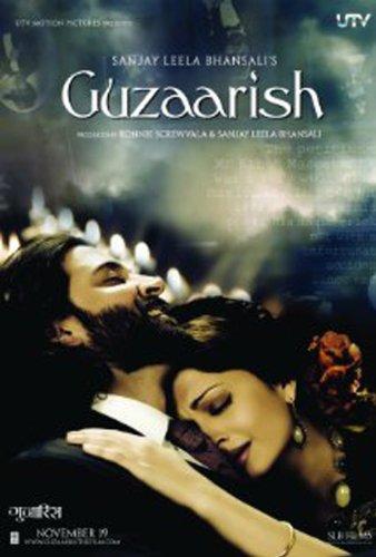 Guzaarish - DVD - ALL REGIONS - NTSC - Hrithik Roshan - Ashwairya Rai - Bollywood