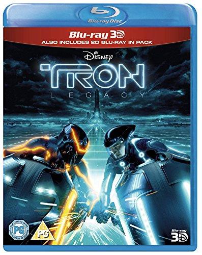 Tron Legacy (Blu-ray 3D + 2D Blu-ray + Digital Copy)