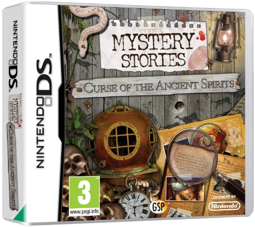 Mystery Stories: Curse of the Ancient Spirits (Nintendo DS)