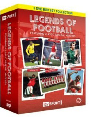 Arsenal FC: Legends of Football - Classic Matches