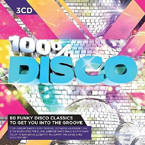 Various Artists - 100% Disco
