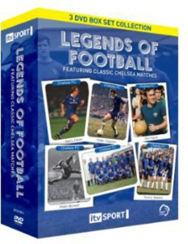 Legends of Football Classic Chelsea Matches Box Set