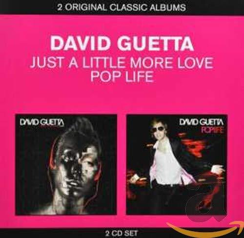 David Guetta - Just A Little More Love / Pop Life By David Guetta