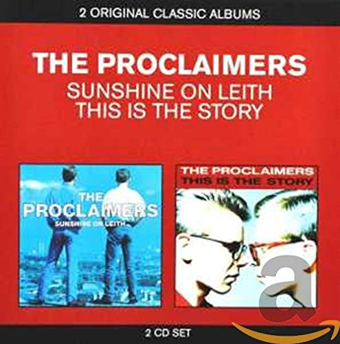 The Proclaimers - Sunshine On Leith / This Is The Story