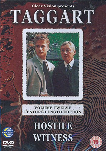 Taggart-Hostile-Witness-Single-Episode-CD-F2VG-FREE-Shipping