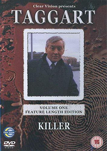 Taggart-Killer-Single-Episode-CD-M0VG-FREE-Shipping