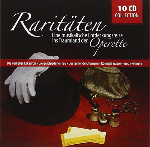 Hamburger Rundfunkorchester - Raritaten Operette By Hamburger Rundfunkorchester
