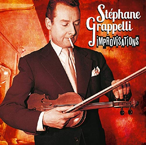 Stephane Grappelli - Improvisations By Stephane Grappelli