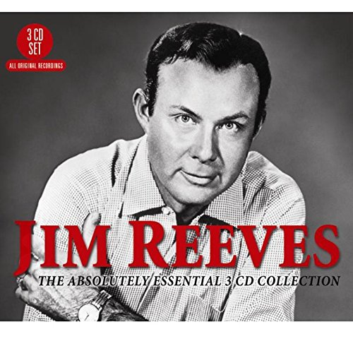 Jim Reeves - The Absolutely Essential 3CD Collection By Jim Reeves