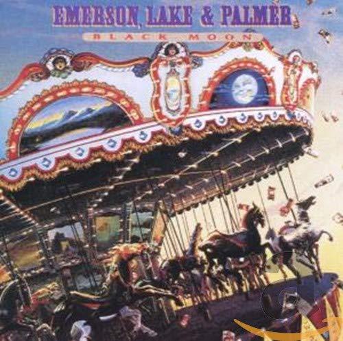 Emerson Lake & Palmer - Black Moon By Emerson Lake & Palmer