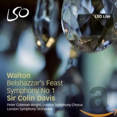 Walton: Belshazzar's Feast, Symphony No.1 (LSO/Davis)