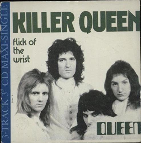 QUEEN - KILLER QUEEN CD UK PARLOPHONE 1988 By QUEEN