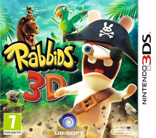 Rabbids 3D (Nintendo 3DS)