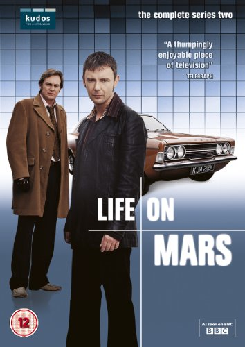 Life on Mars - BBC Series 2 (New Packaging)