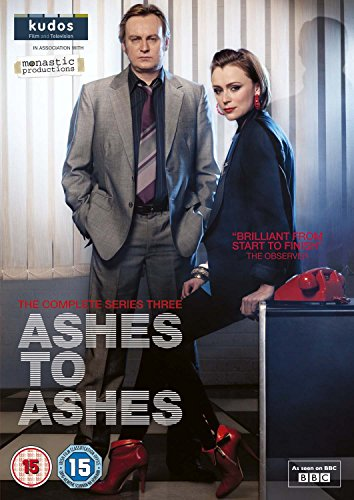 Ashes to Ashes - BBC Series 3 (New Packaging)