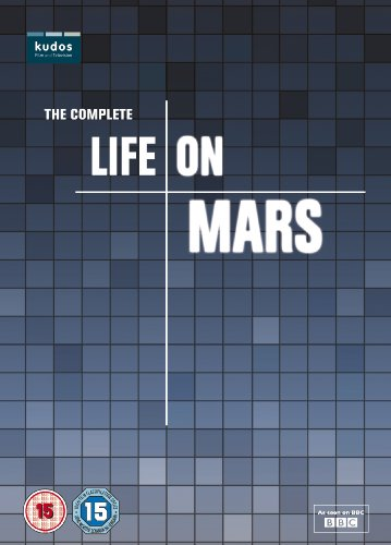 Life on Mars - Complete BBC Series 1-2 (New Packaging)
