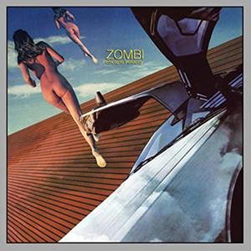 Zombi - Escape Velocity By Zombi