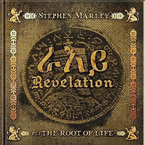 """Damian """"Jr. Gong"""" Marley - Revelation Part 1: The Root of Life By Damian """"Jr. Gong"""" Marley"""