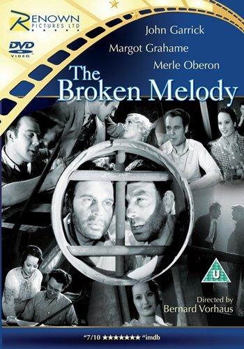 The Broken Melody DVD