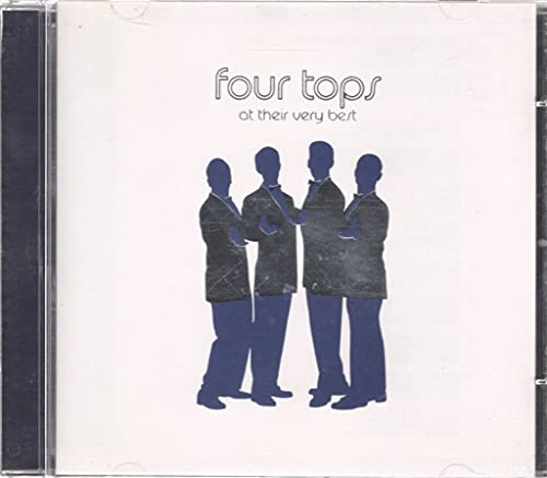 Four Tops - at their very best