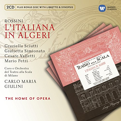 Rossini: L'italiana in Algeri