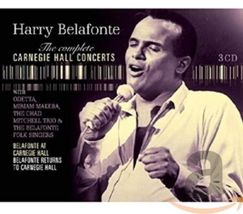 Belafonte, Harry - Complete Carnagie Hall.. By Belafonte, Harry