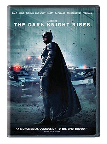 Christopher Nolan - Dark Knight Rises