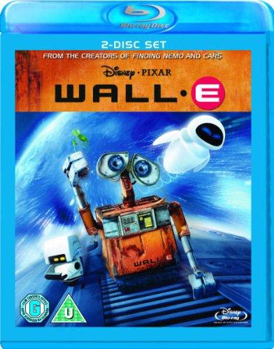 WALL-E Blu-ray Retail Asda