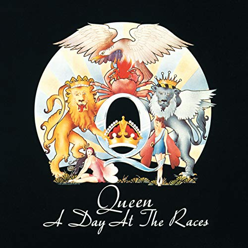 Queen - A Day At The Races By Queen