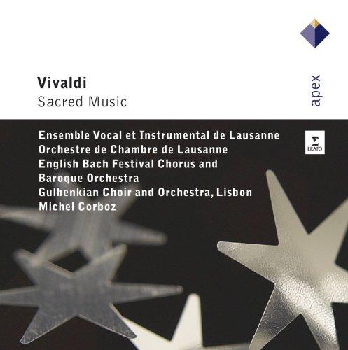 Antonio Vivaldi - Sacred Music By Antonio Vivaldi