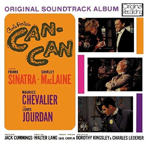 Original Film Soundtrack - Can Can