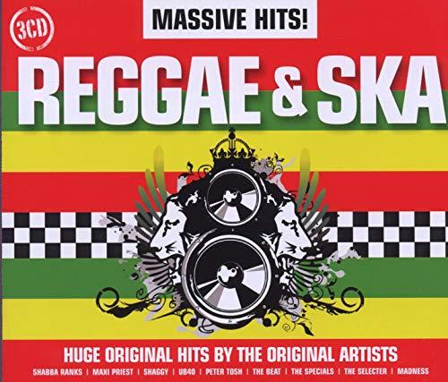 Various Artists - Massive Hits! - Reggae & Ska By Various Artists