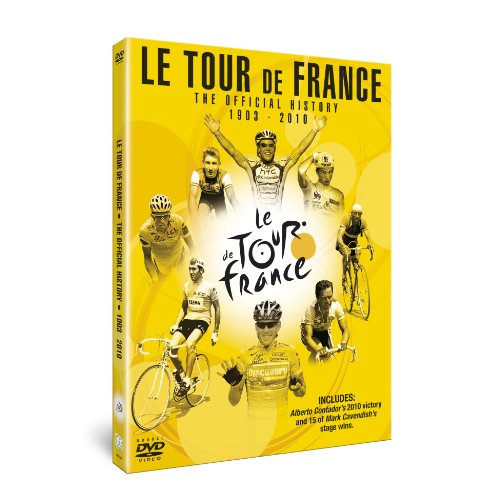The Official History of the Tour De France 1903 - 2010