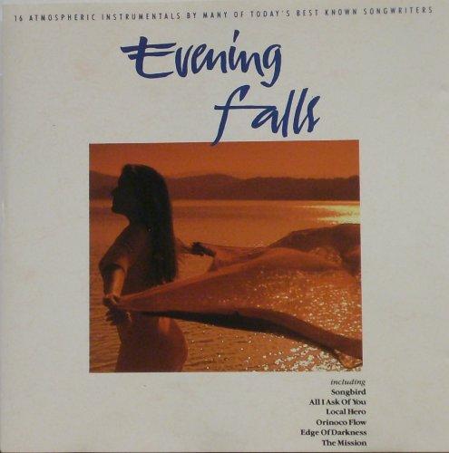 RICHARD HARVEY & FRIENDS - RICHARD HARVEY. EVENING FALLS. 1989 CD ALBUM. TCD 2350 By RICHARD HARVEY & FRIENDS