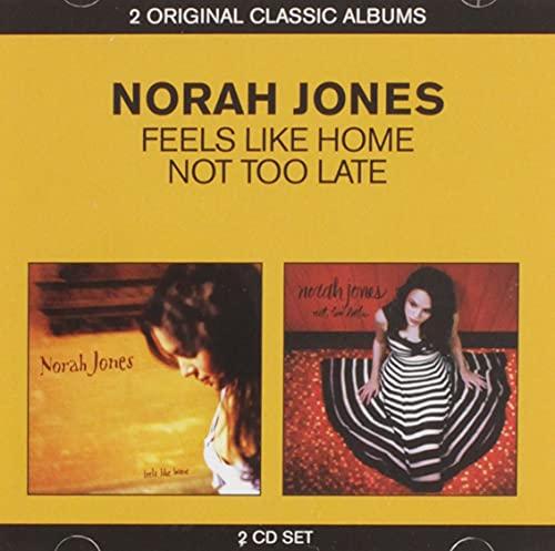 Norah Jones - Not Too Late / Feels Like Home By Norah Jones